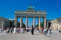 Бранденбургские воротаа