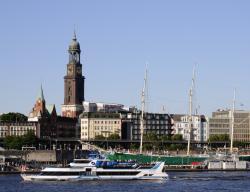 Гамбургский порт