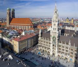 Пешеходная экскурсия по Мюнхену, 2 часа